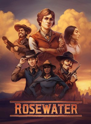 First trailer, additional details leaked for Rosewater - Game Announcement