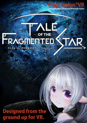 Tale of the Fragmented Star Box Cover