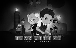 Bear With Me: The Lost Robots Box Cover