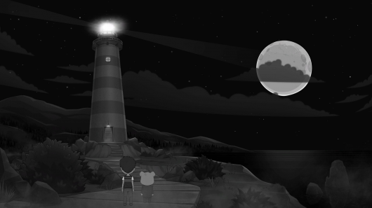 Bear With Me: The Lost Robots Screenshot