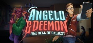 Angelo and Deemon: One Hell of a Quest Box Cover
