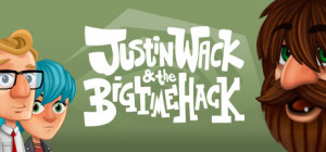 Justin Wack and the Big Time Hack Box Cover
