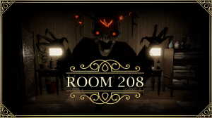 ROOM 208 Box Cover