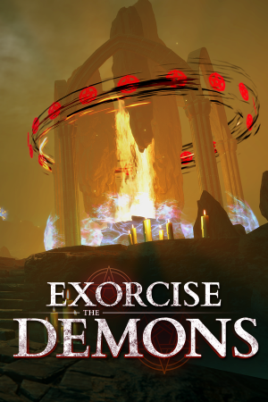 Exorcise the Demons Box Cover