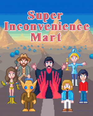 Check out Super Inconvenience Mart on Kickstarter - Game Announcement