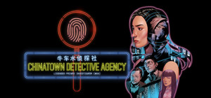 Chinatown Detective Agency Box Cover