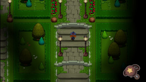 The Button Witch Screenshot #1