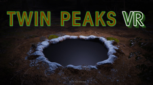 Twin Peaks VR Box Cover