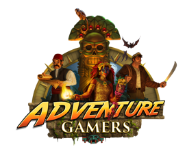 Adventure Gamers logo
