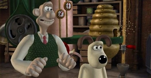 Wallace & Gromit's Grand Adventures 1