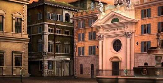 Shadows on the Vatican: Act 1