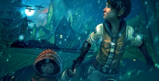 Silence: The Whispered World 2 - GDC preview
