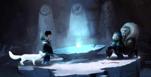 Puzzling (Mis)adventures Volume 13: Never Alone, Last Inua