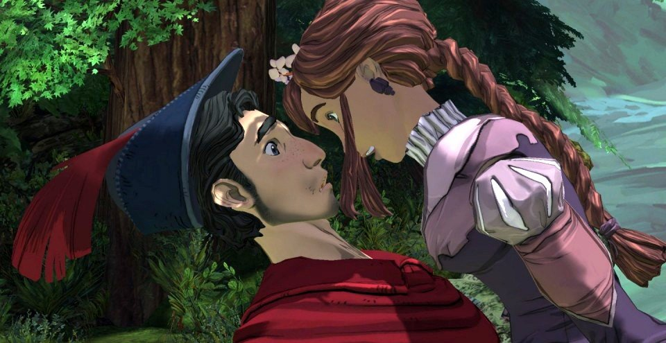 King's Quest: Chapter 3 - Once Upon a Climb preview