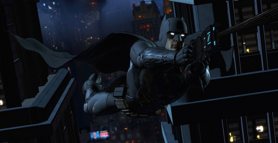 Batman: The Telltale Series - Episode One: Realm of Shadows review