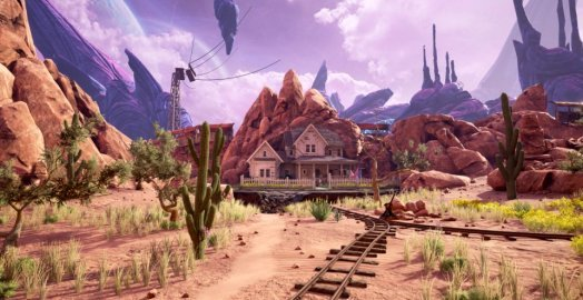 Rand Miller - Obduction interview