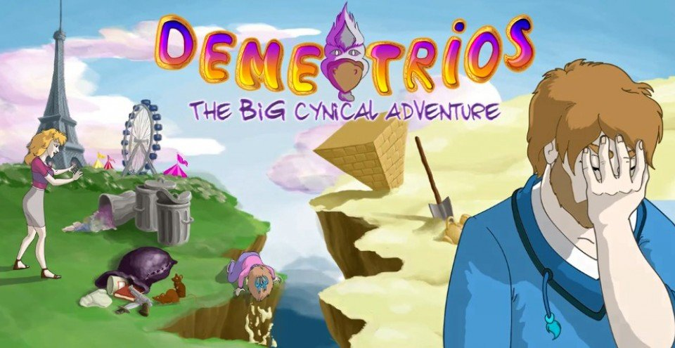 Demetrios: The BIG Cynical Adventure review