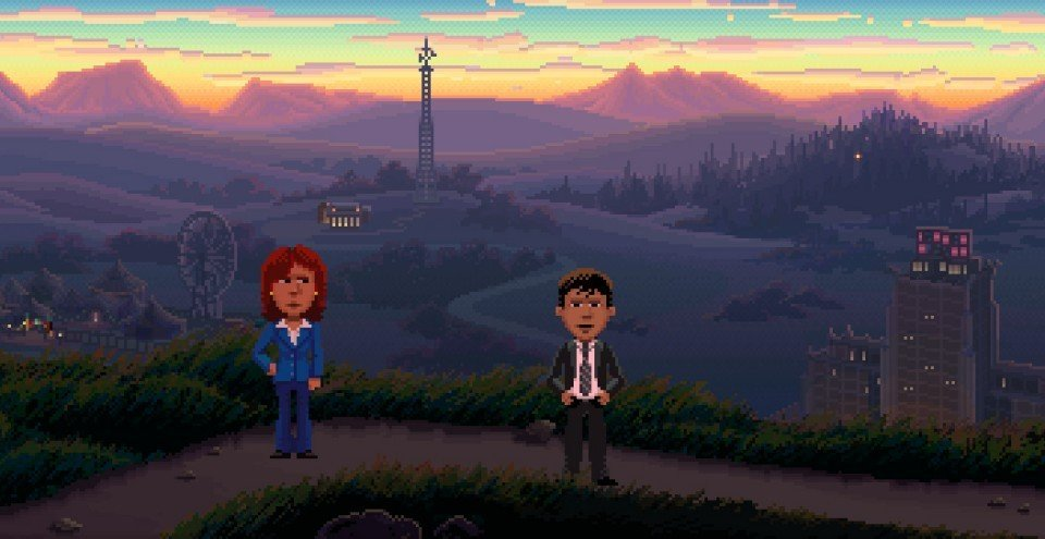 Thimbleweed Park preview