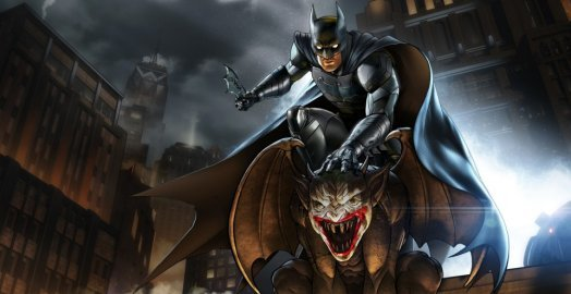 Batman: The Enemy Within – The Telltale Series: Episode One – The Enigma review