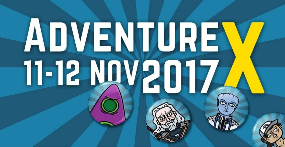 AdventureX 2017 round-up Part 1