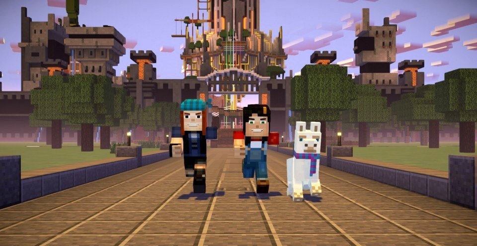 Minecraft: Story Mode – Season Two review