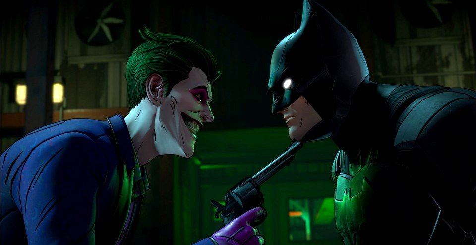 Batman: The Enemy Within – The Telltale Series complete review