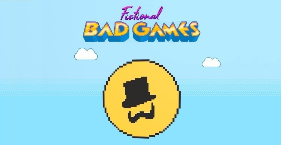 Robert Penney makes Fictional Bad Games interview