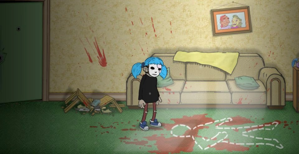 Sally Face: Episode One – Strange Neighbors review