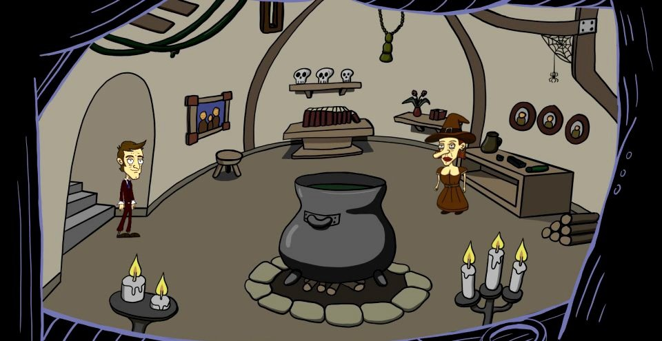 Nelson and the Magic Cauldron review