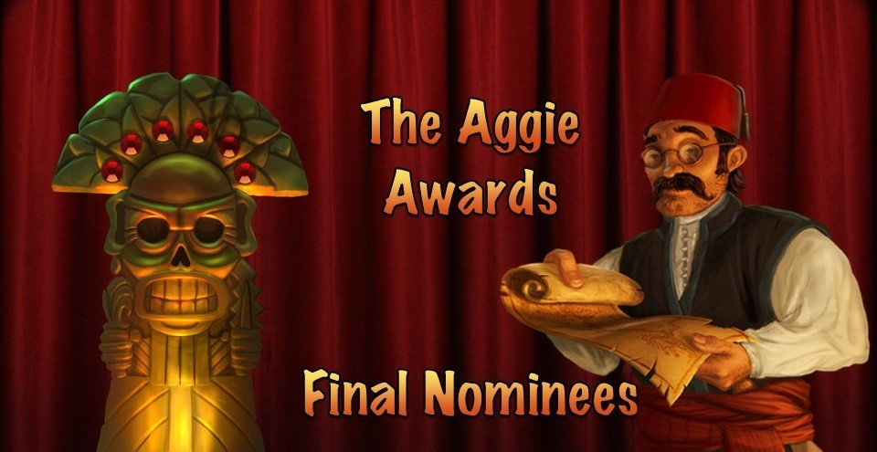2019 Aggie Award Nominees