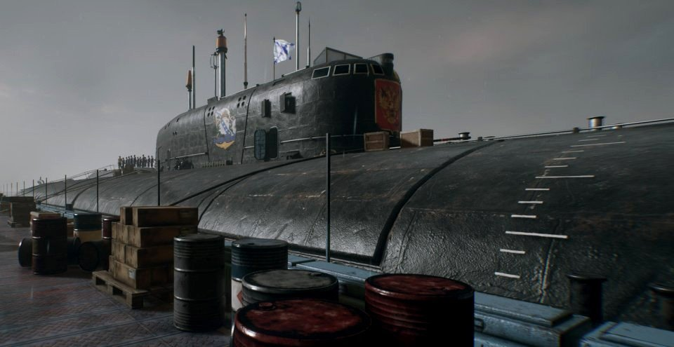 KURSK review